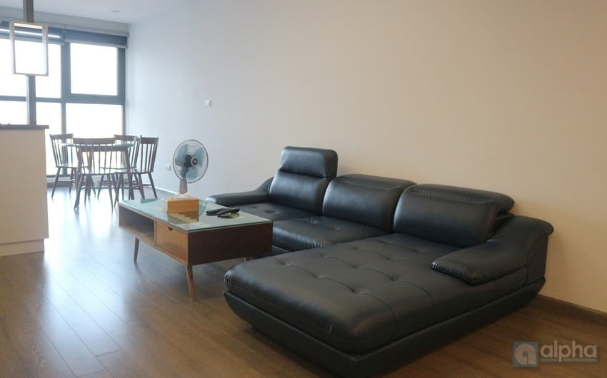 Two bedroom apartment for lease at FLC Twin Tower
