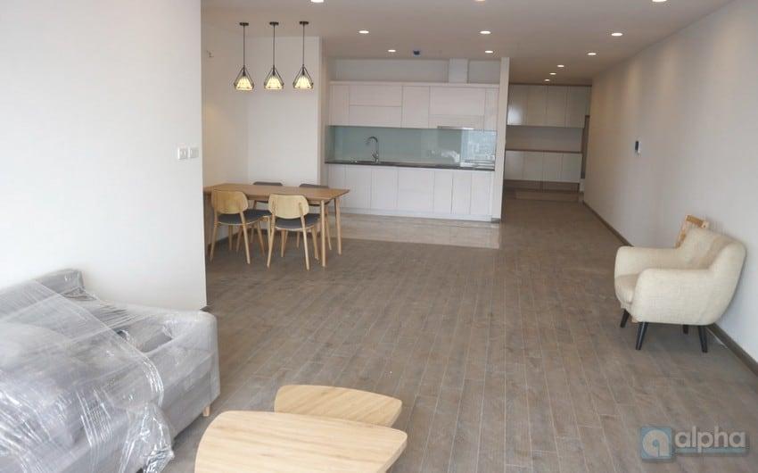Cho thuê hai phòng ngủ hoàn toàn mới tại FLC Cầu Giấy