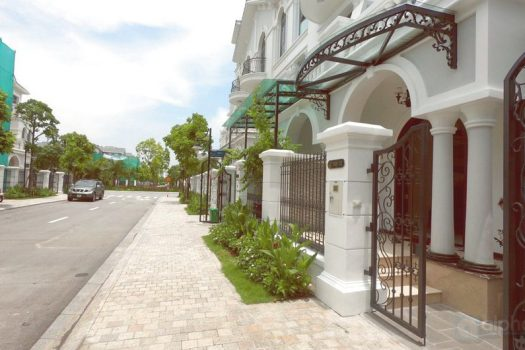 Newly built 3 bedroom house at Nguyet Que, Harmony for rent 3