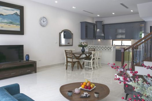 Newly built 3 bedroom house at Nguyet Que, Harmony for rent 5