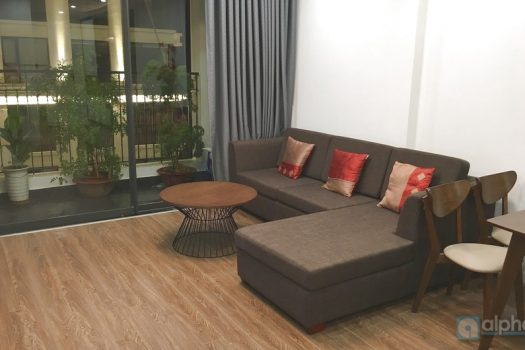 Modern and spacious 3 bedroom apartment for rent Sunshine Riverside tower 2