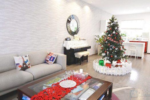 Brandnew fully furnish 4 bedroom house in Vinhomes Riverside 3
