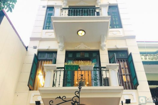 New and modern 04 bedroom house in Tay Ho to rent 2