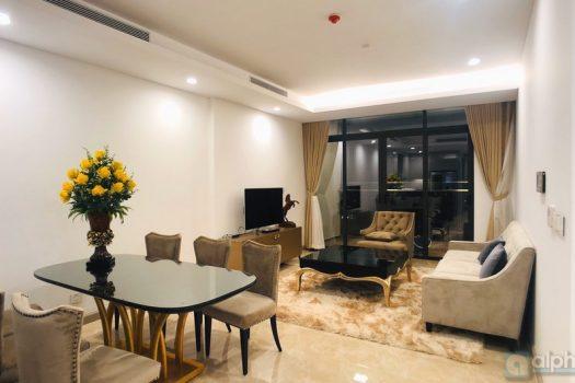 Cho thuê Căn hộ 03 phòng ngủ hoàn toàn mới tại Sun Grand City 69B Thụy Khuê 5