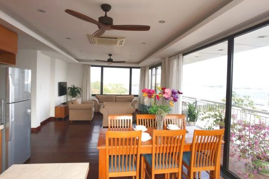 Stunning 2 bedroom plus apartment for rent in Quang Khanh 4