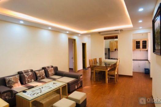 Cho thuê căn hộ 3 phòng ngủ tại Ciputra Hà Nội 3