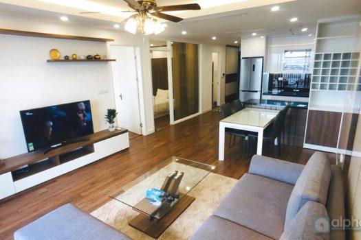Cho thuê căn hộ hai phòng ngủ cao cấp tại D '. Lê Roi Soleil Xuân Diệu 4