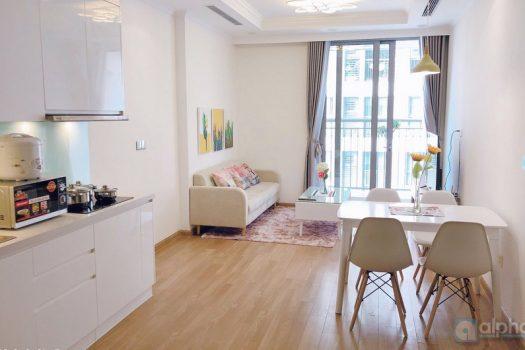 Cho thuê căn hộ 2 phòng ngủ, 2 phòng tắm tại Park 11 Times City 4