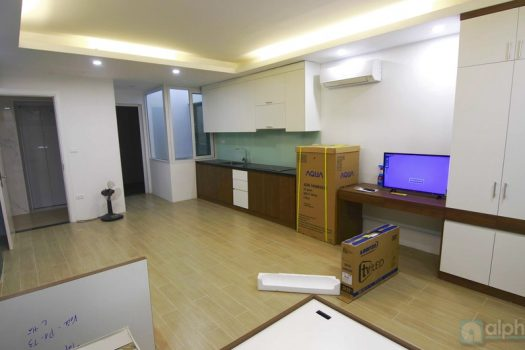 Good price serviced apartment to rent in Dong Da area 3