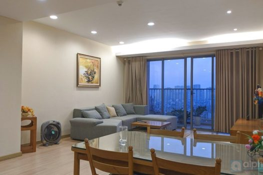 Spacious 2bdr Apartment to rent in Sky city - 88 Lang Ha street 4