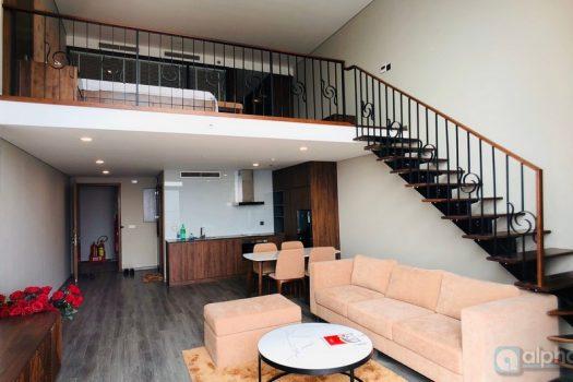 Cho thuê căn hộ cao cấp nội thất hiện đại tại Pentstudio 4