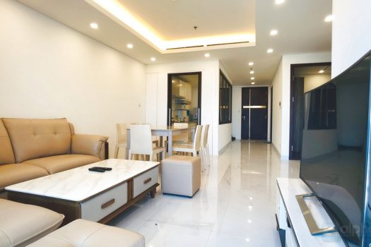 Aqua Central project, Natural light 3 bedroom apartment for rent 4