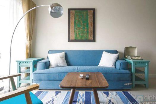 Cho thuê căn hộ đẹp 2 phòng ngủ tại Kosmo Tay Ho 5