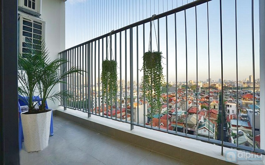 Open view 2 bedroom Apartment at Kosmo Tay Ho