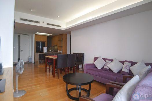 Cho thuê căn hộ 2 phòng ngủ rộng rãi tại Tòa nhà IPH, quận Cầu Giấy 3