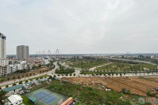 Completely new apartment in Sunshine Riverside, 2 BRs with airy view 1