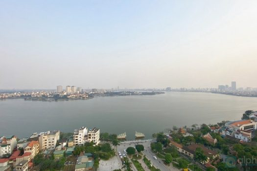 Lake view 2 bdr Apartment to rent in D'el Dorado Tay Ho Premium 4