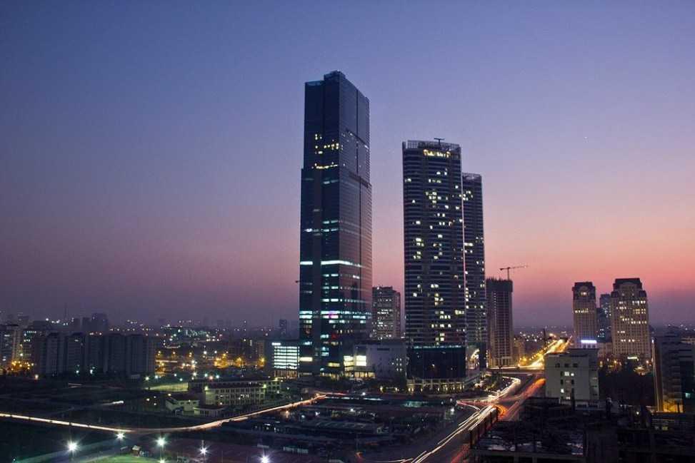 Toplist 10 luxury apartment buildings worth living in Hanoi 8