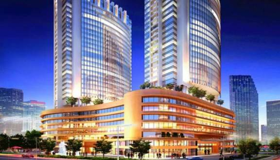 Toplist 10 luxury apartment buildings worth living in Hanoi 1