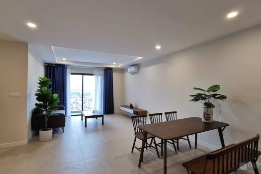 Spacious apartment in Novo tower, Kosmo Tay Ho on high floor,2bdr, airy view 5