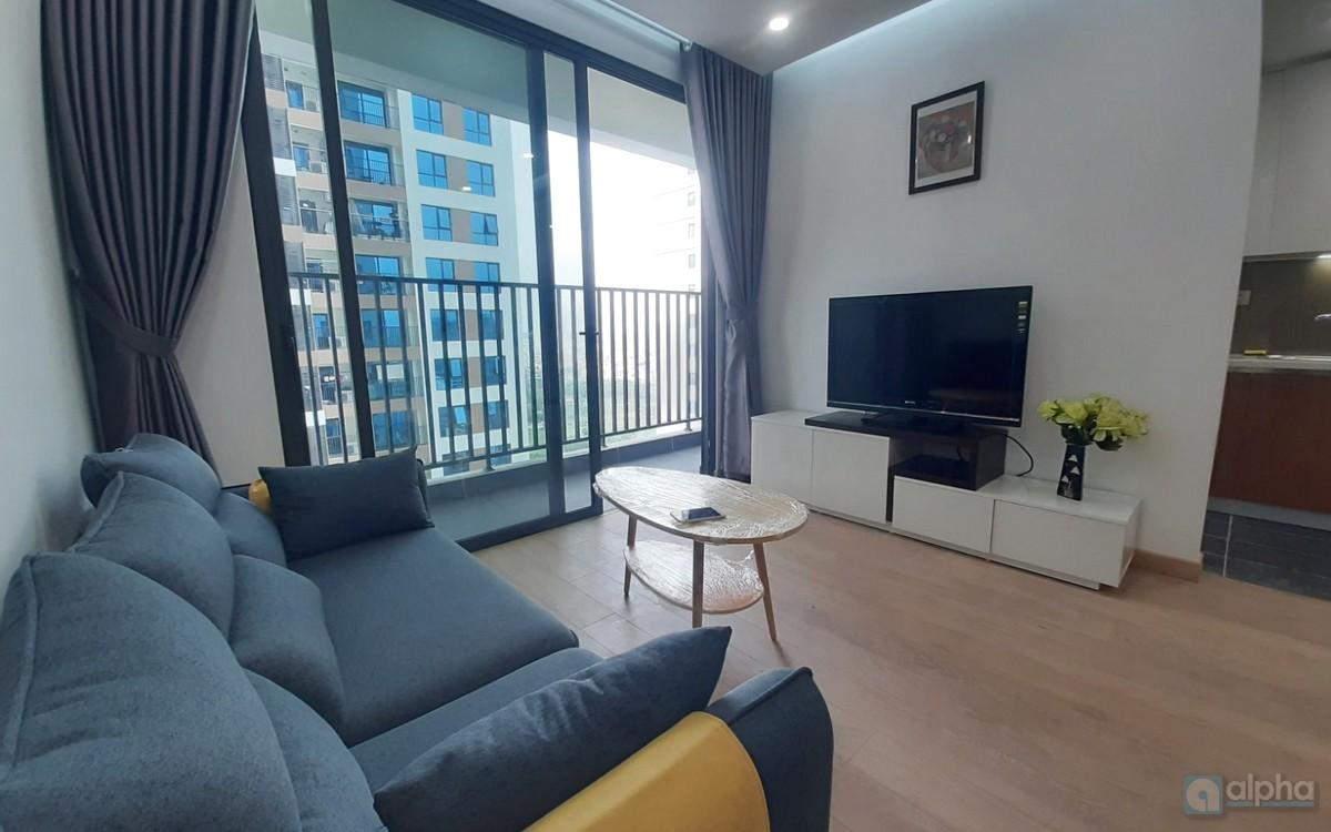 Căn hộ nội thất mới cho thuê tại 6th Element, view hồ