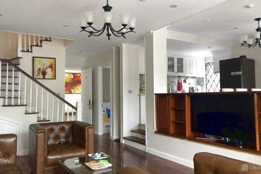Căn hộ Duplex 3 phòng ngủ cho thuê tại  Xom Chua, Tay Ho 3