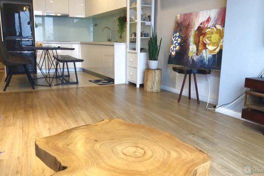 Căn hộ 2 phòng ngủ giá hợp lý cho thuê tại Mipec Riverside, Long Biên 5