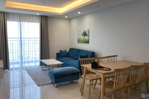 Brand new-luxury 03 bedroom apartment to rent in Aqua Central Ha Noi 3