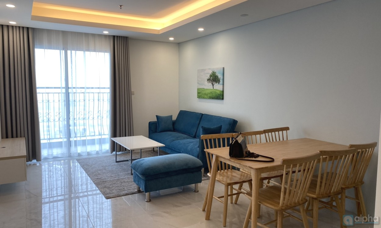 Brand new-luxury 03 bedroom apartment to rent in Aqua Central Ha Noi