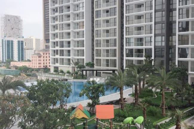 Cho thuê căn hộ Vinhomes Skylake Phạm Hùng