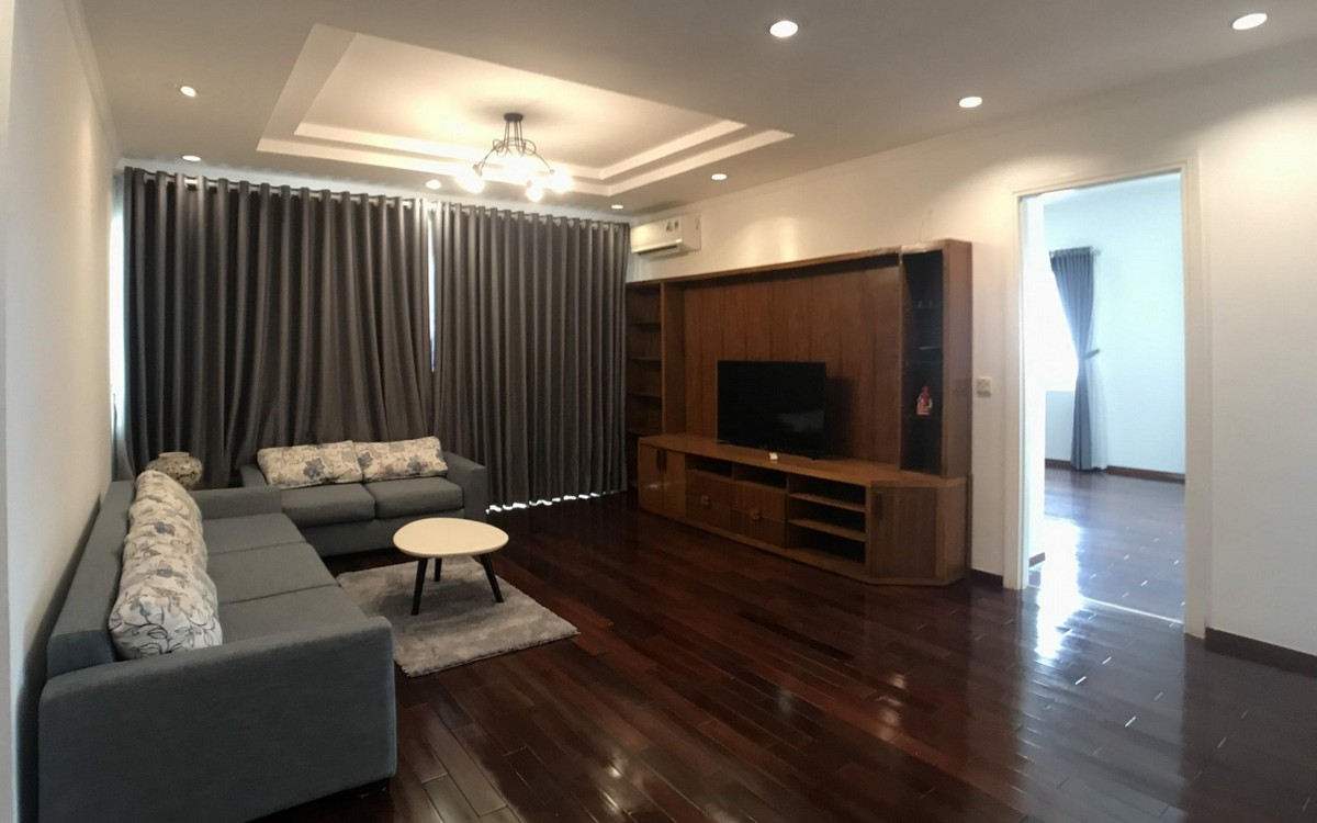 3br apartment for rent in E4 tower – Ciputra Hanoi