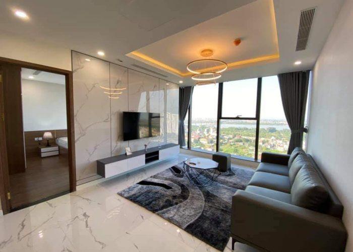 Cho thuê căn hộ Sunshine City , 2 phòng ngủ, nội thất sang trọng