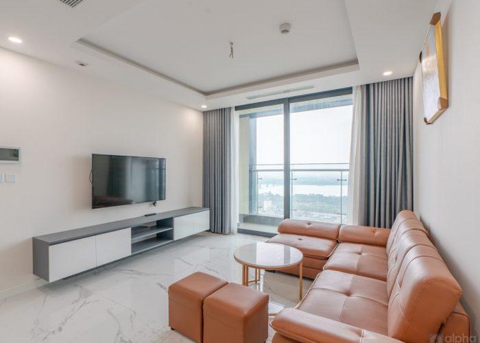 Cho thuê căn hộ Sunshine City- gần UNIS Ciputra