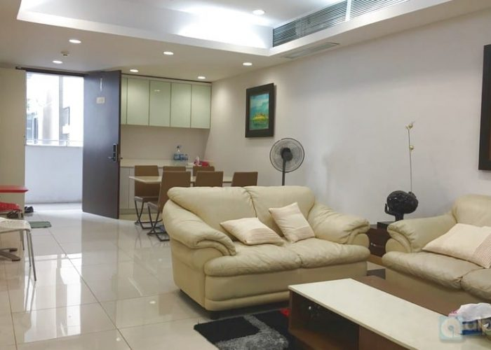 Apartment for rent at Dolphin Plaza Hanoi, 2 bedrooms