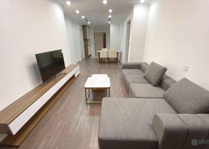 Cho thuê căn hộ mới tại Sunshine Riverside