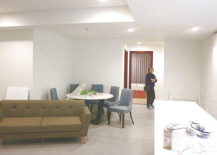 Cho thuê căn hộ 3 phòng ngủ, view Hồ tại Watermark Tây Hồ