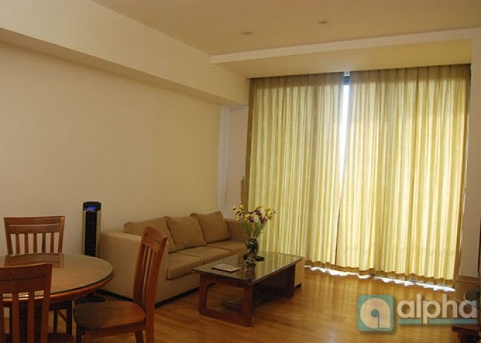 2 Bedrooms apartment for rent at Indochina Plaza with full furnished