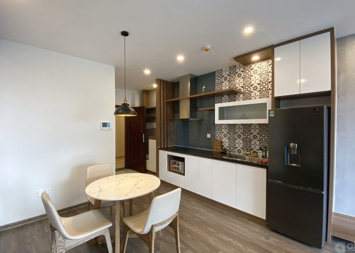 Modern apartment for rent in D' El Dorado, Hanoi
