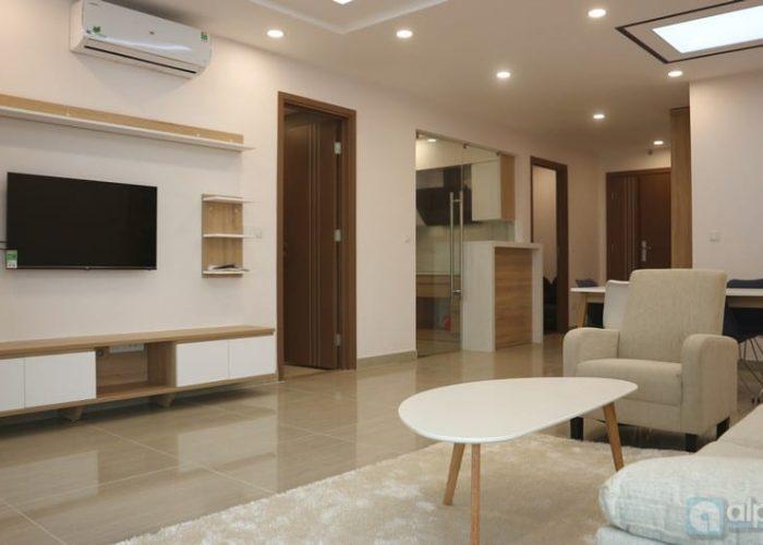 Căn hộ 3 phòng ngủ cho thuê tại Ciputra Hà Nội