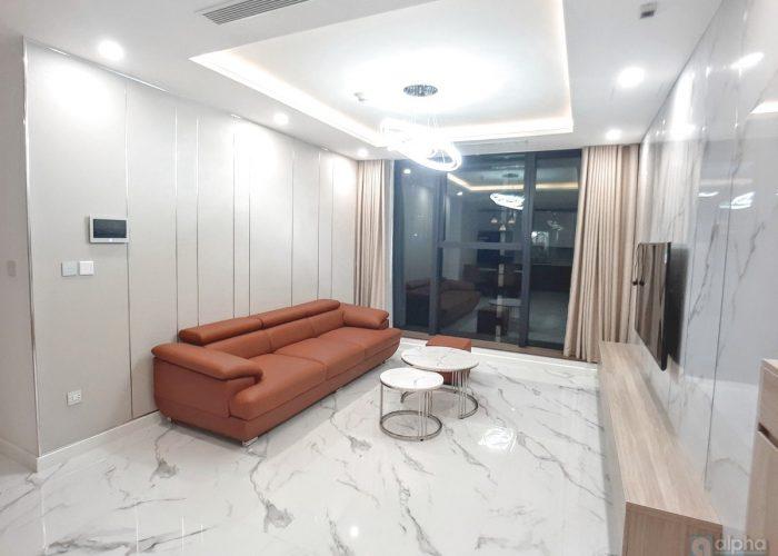 Cho thuê căn hộ 3 ngủ tại Sunshine City Tây Hồ, Hà Nội