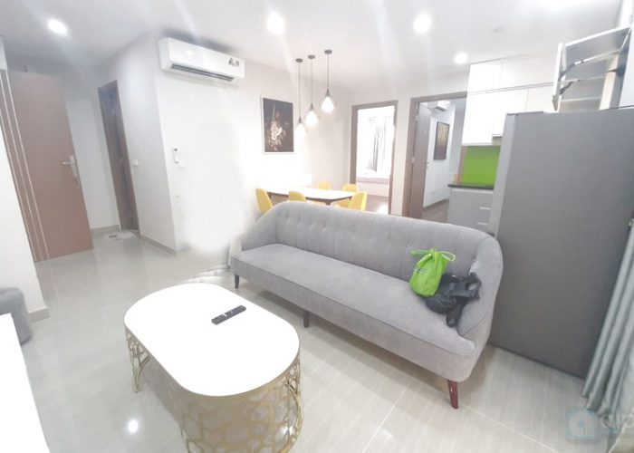Bright and gergorous high floor apartment in L4 block Ciputra for lease