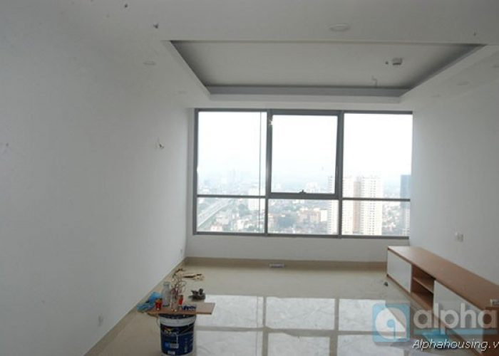 Căn hộ mới 3 phòng ngủ cho thuê tại Thăng Long Number One, Từ Liêm