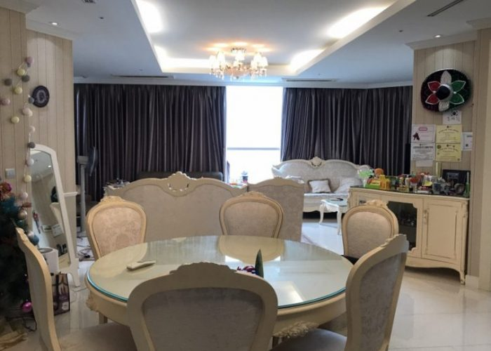 Amazing 04 Bedroom apartment in KeangNam – Spacious and Luxury