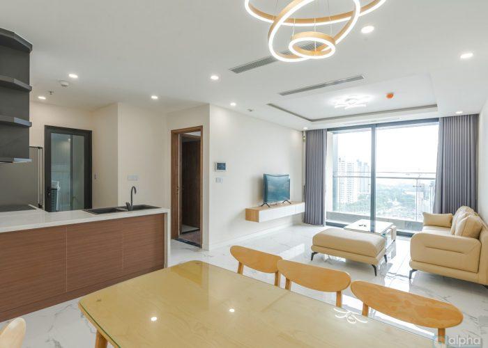 Cho thuê căn hộ 2 phòng ngủ tại Sunshine City