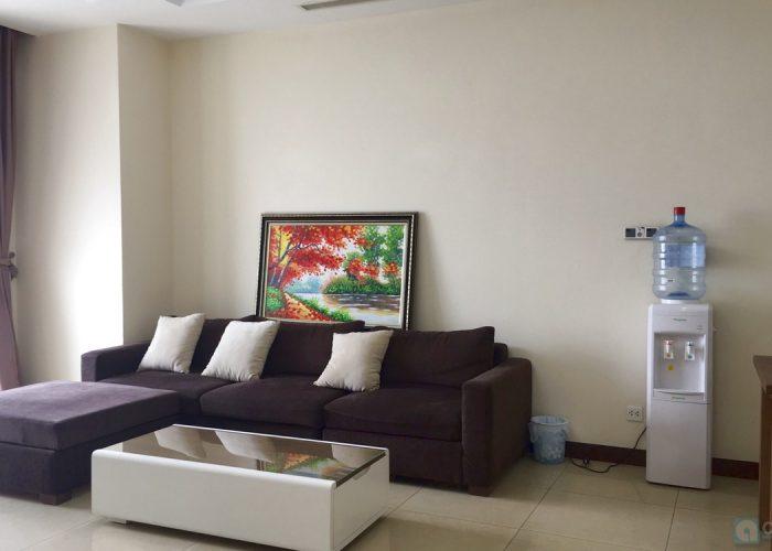 Cho thuê căn hộ 3 phòng ngủ, R5 – Royal city,đầy đủ đồ , view thoáng đẹp.