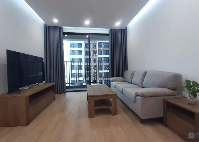 Cho thuê căn hộ 2 phòng ngủ hoàn toàn mới tại 6th element