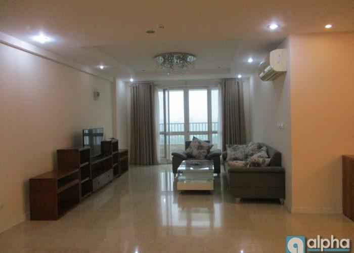 Cho thuê căn hộ 3 phòng ngủ tại AQUA CENTRAL