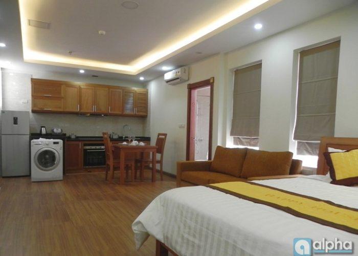 Cho thuê căn hộ Studio tại Đống Đa, Hà Nội