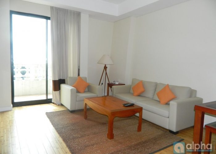 Serviced apartment for lease in Pacific Ha Noi, 83 Ly Thuong Kiet