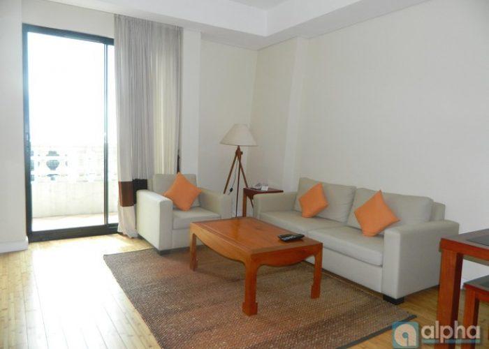 Cho thuê căn hộ dịch vụ tại Pacific Ha Noi, 83 Ly Thuong Kiet